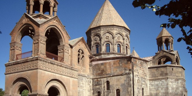Etchmiadzin-Cathedral